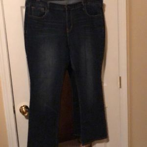 Ladies old navy 18 short jeans